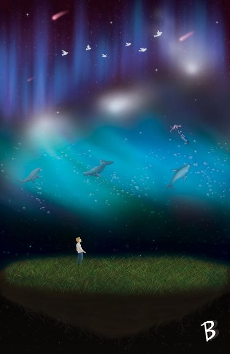"""""""A Dream in the Sky"""""""