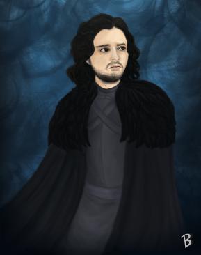 """Jon Snow"" - Game of Thrones"