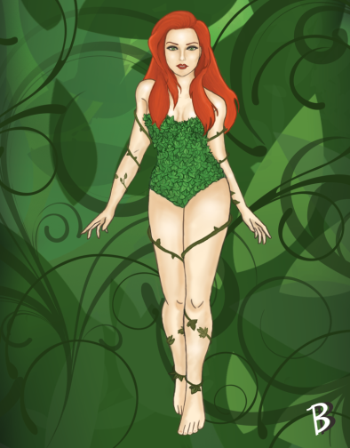 """Poison Ivy"" - Batman"