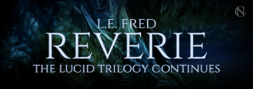"""Reverie"" by L.E. Fred - Bookmark"