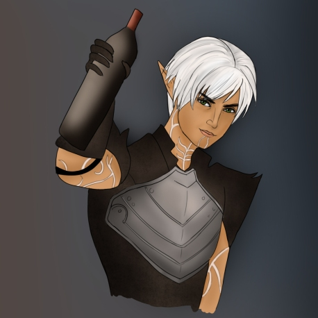 """Fenris - Dragon Age"""