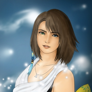 """Summoner Yuna - Final Fantasy X"""